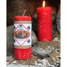 Fiery Wall of Protection Hoo Doo Candle